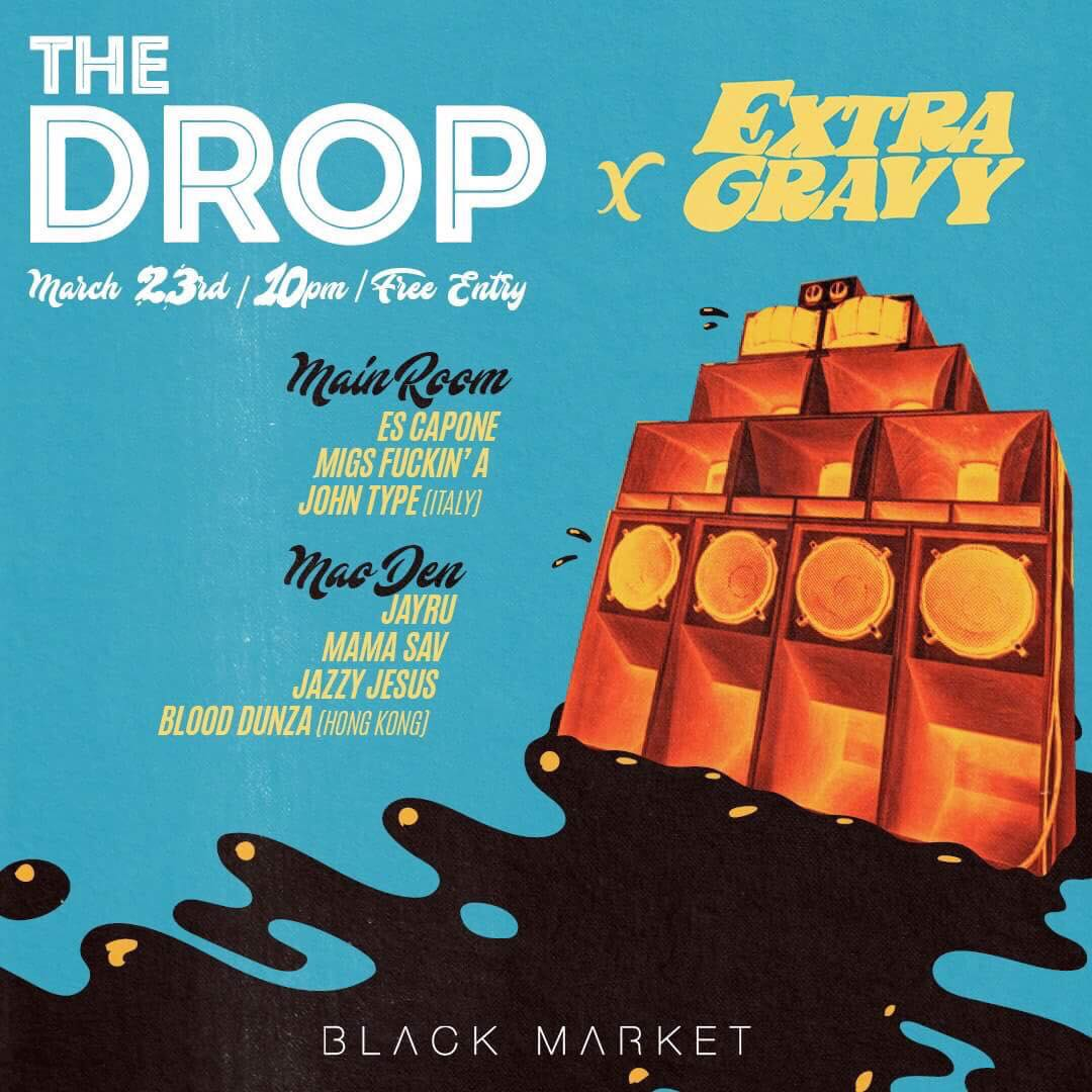 The Drop - Black Market