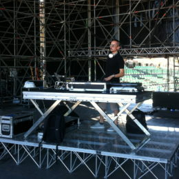 Rock In Roma Souncheck