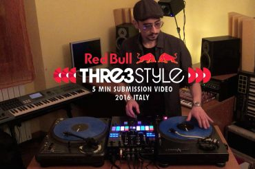 Red Bull Thre3style Italy Submission 2016