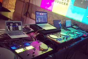 Seminario DJ Producer – River Music Festival 2017