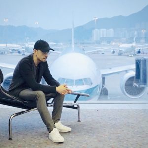 Hong Kong Airport 2018
