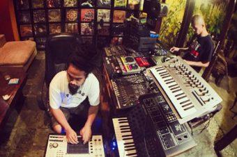 Jamming – Red-i Studio Manila