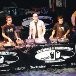 Intellivision DMC World DJ Team Championship