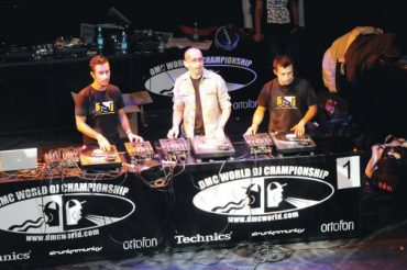 Intellivision – 3rd place DMC World Team DJ Championships 2008