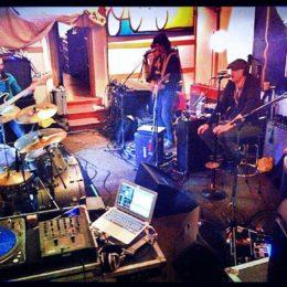 Negrita in Studio 2013