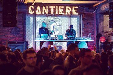 John Type & Pau (Negrita) – Cantiere Lecce