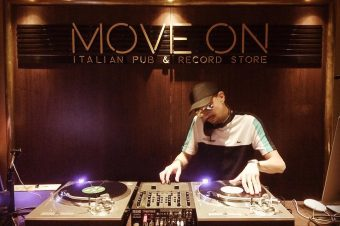 Vinyl Set – Move On Firenze