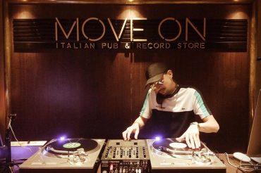 Vinyl Set – Move On Firenze