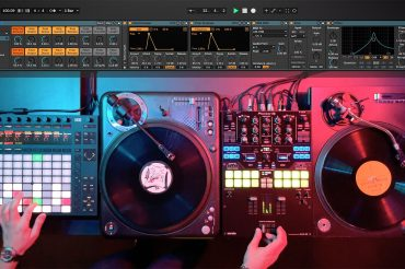 Vinyl Synthesis with Ableton Live 11